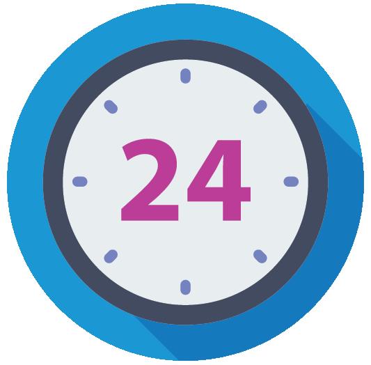 24 godzinna ulga